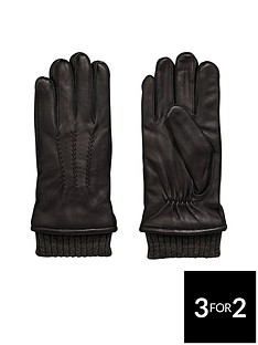 v-by-very-mens-leather-gloves