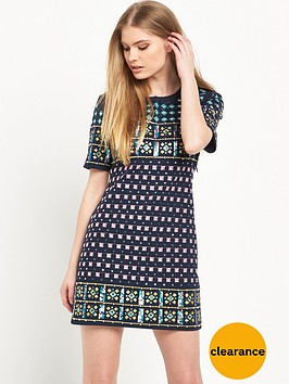 juicy-couture-ponte-all-over-embellished-dress
