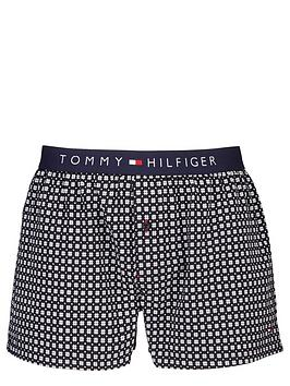 tommy-hilfiger-snowflake-woven-boxer
