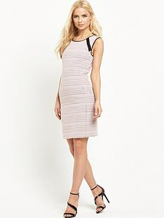 juicy-couture-mozaik-jacquard-fitted-dress