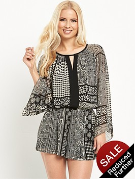 juicy-couture-winds-patchwork-romper