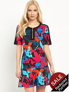 juicy-couture-ponte-matisse-floral-dress