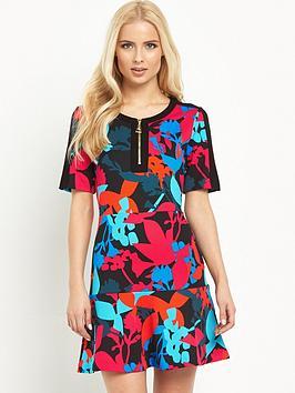 juicy-couture-ponte-matisse-floral-dress