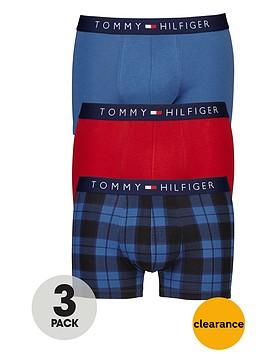 tommy-hilfiger-3pk-checkplain-trunk