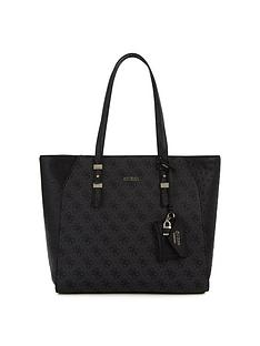 guess-logo-tote-bag