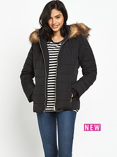 miss-selfridge-quilted-jacket-with-fauxnbspfur-hoodnbsp