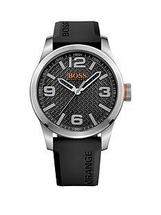hugo-boss-hugo-boss-paris-black-textured-dial-black-silicone-strap-mens-watch