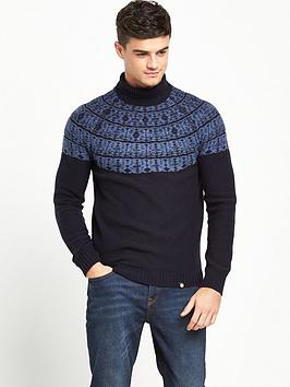 pretty-green-abbott-roll-neck-jumper