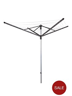 minky-rotalift-40m-outdoor-airer-amp-spike