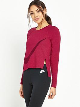 nike-dry-long-sleeved-training-top