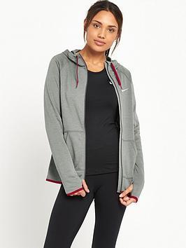 nike-womens-dry-full-zip-hooded-topnbsp