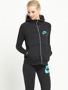nike-rally-hoodie-black