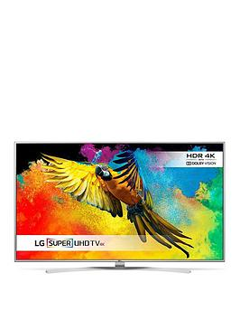 Lg 60Uh770 60 Inch Super 4K Ultra Hd, Hdr Super, Smart Led Tv With Harmon Karden Sound And Magic Remote