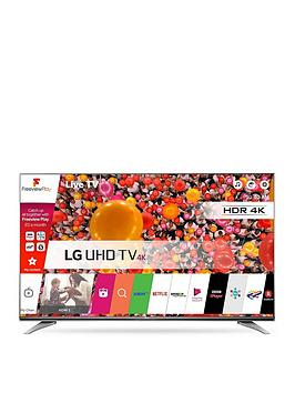 Lg 43Uh750 43 Inch, 4K, Ultra Hd, Hdr Pro Smart Led Tv With Magic Remote And Ultra Slim Design - Black