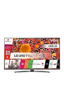 Lg 65Uh661V 65 Inch 4K Ultra Hd Hdr Smart Led Tv With Metallic Design