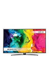 49UH661V&nbsp;49 inch, 4K, Ultra HD,&nbsp;HDR Smart LED TV with Metallic Design - Black<br /><br />