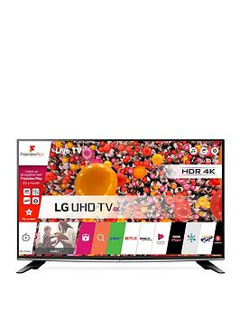 Lg 50Uh635V 50 Inch, 4K Ultra Hd, Smart Led Tv - Black