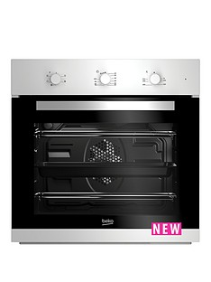 beko-bif22100w-built-in-electric-single-oven-with-connection-white