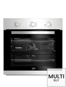 beko-bif22100w-built-in-electric-single-oven-with-optional-connection-white