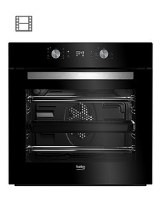beko-bim14300bc-built-in-electric-single-ovennbspwith-optional-connection-black