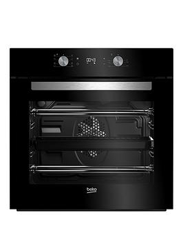 Beko Bim14300Bc Built-In Electric Single Oven - Oven Only
