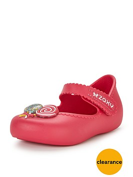 zaxy-baby-girls-picnic-lollipopnbspshoes