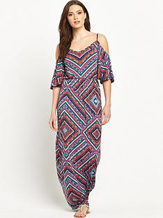 v-by-very-petite-v-neck-cold-shoulder-jersey-maxi-dress
