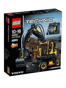 lego-technic-volvo-ew160enbsp42053