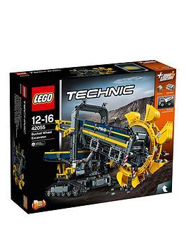 lego-technic-bucket-wheel-excavator-42055