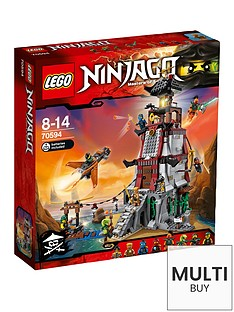 lego-ninjago-the-lighthouse-siege-70594-amp-free-lego-city-brickmaster
