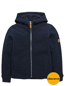bench-boys-textured-zip-thru-hoody