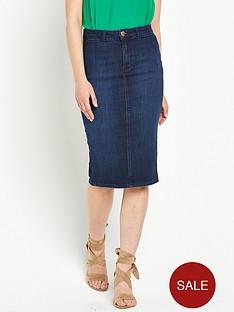 river-island-denim-pencil-skirt