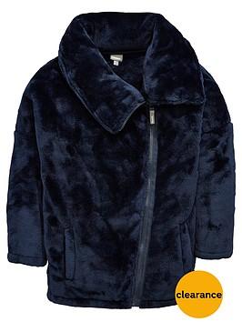 bench-girls-longline-fur-biker-coat