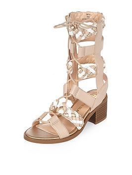 river-island-girls-block-heel-tie-up-the-leg-gladiator-sandals