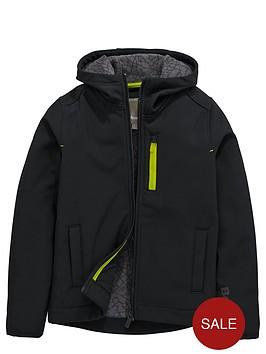 bench-boys-hooded-tech-jacket