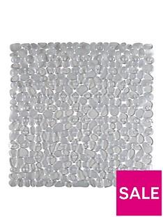 aqualona-clear-pebbles-shower-mat