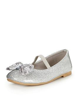 mini-v-by-very-emma-younger-girls-sparkle-ballerina-shoes