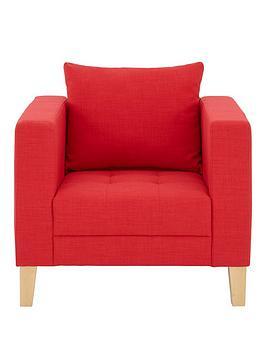 hananbspfabric-armchair