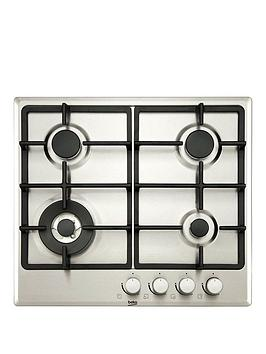 beko-himw64225sx-70cm-built-in-gas-hobnbspwith-optional-connection-stainless-steel