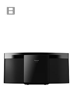 panasonic-sc-hc195eb-k-slim-compact-micro-hifi-system-black