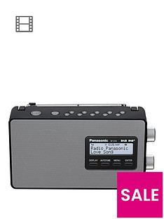 panasonic-rf-d10eb-k-dab-amp-dab-compatible-radio-black