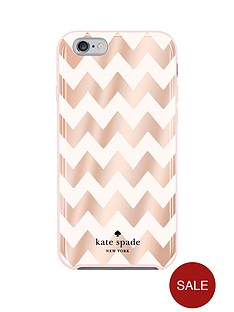 kate-spade-new-york-hybrid-hardshell-case-for-iphone-66s-chevron-rose-gold-and-cream