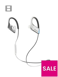 panasonic-rp-bts50enbspwireless-sports-headphones-with-bluetoothreg-white