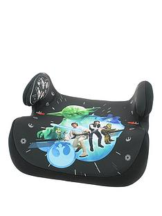 Star Wars Group 2-3 Low Back Booster Seat