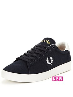 fred-perry-fred-perry-spencer-canvas-trainer-navy