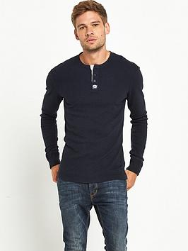 superdry-heritage-long-sleeve-grandad-top