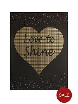 arthouse-love-to-shine-diamante-canvas