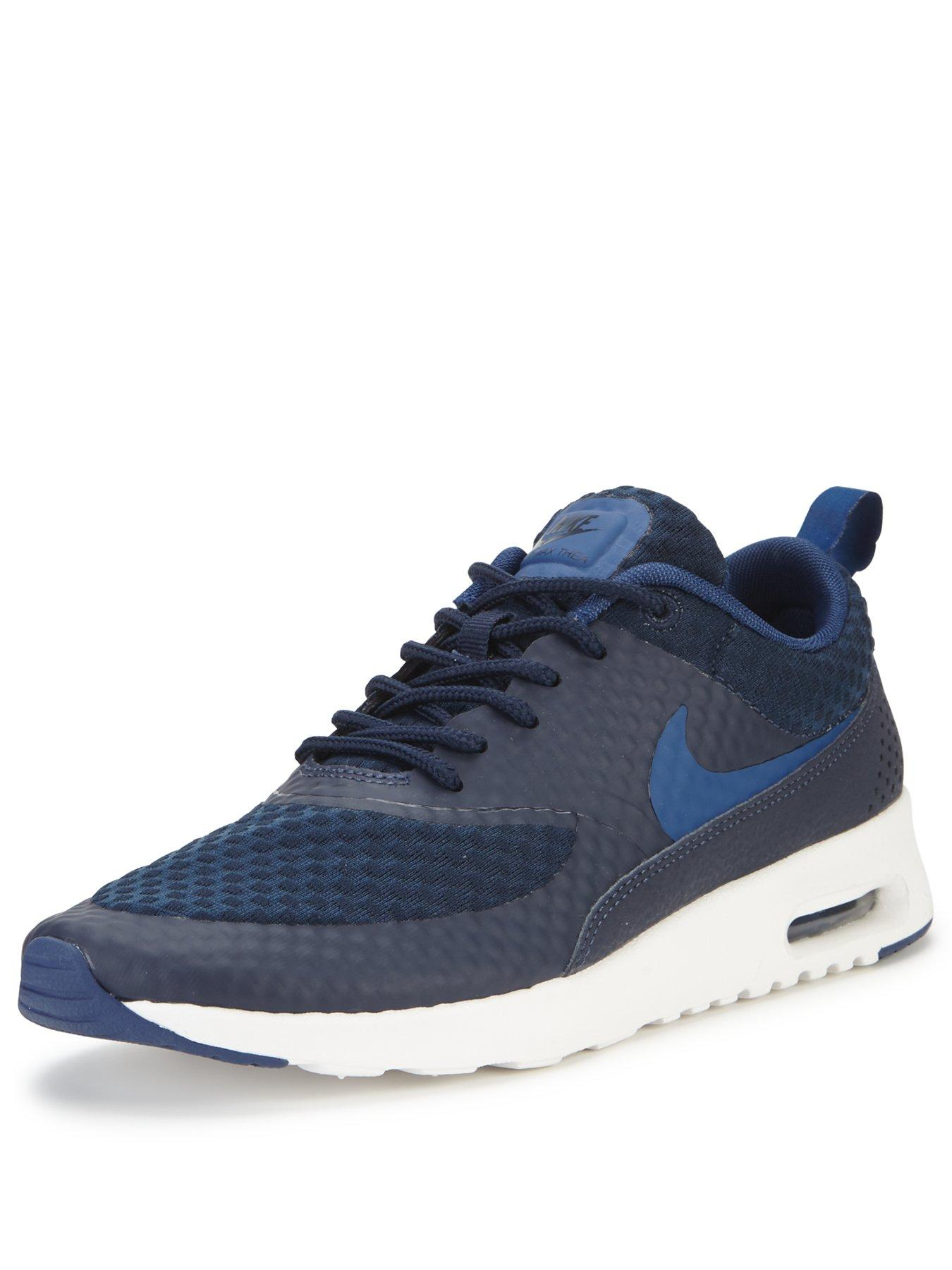nike air max thea navy. Black Bedroom Furniture Sets. Home Design Ideas