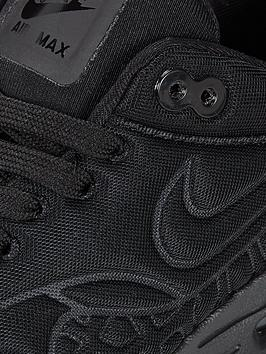 qzity Nike Air Max 1 SE (Plush) Shoe - Black | very.co.uk