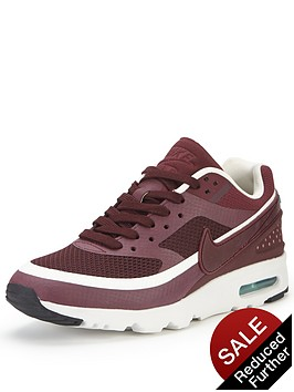 nike-air-max-bw-ultra-fashion-trainer-burgundy